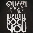 متن و ترجمه و دانلود آهنگ We Will Rock You (وی ویل راک یو) از Queen