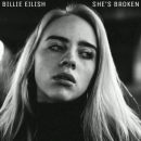 متن و ترجمه و دانلود آهنگ She is broken از Billie Eilish (بیلی ایلیش)