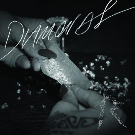 متن و ترجمه و دانلود آهنگ Diamonds از rihanna(ریحانا)